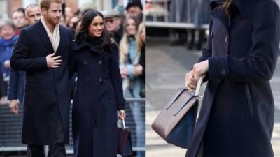 Meghan Markle's bag choice: Royal fashion faux pas or ...