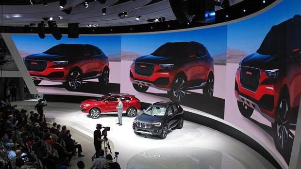 Lights, cameras, action ... Haval is China's top-selling SUV brand. Photo: Supplied.