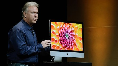 Apple Phil Schiller iMac