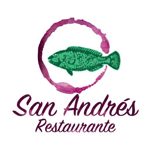 Restaurante San Andrés · Pescado Fresco, Paella de Marisco,  Gran Selección de vinos logo
