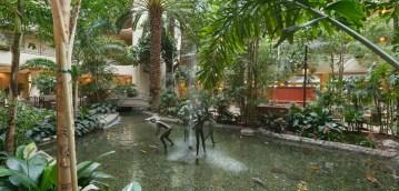 Atrium Indoor Garden
