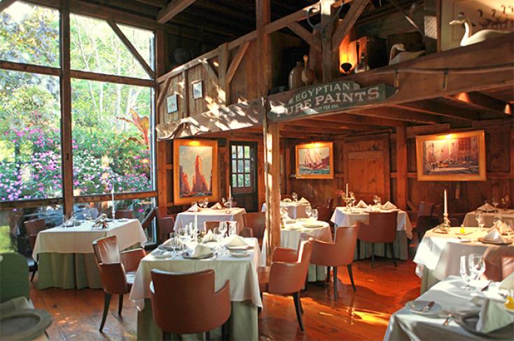 Barn Modern Restaurant