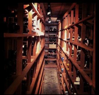 The Brewster Wine Cellar