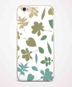 leaf seamless phone case