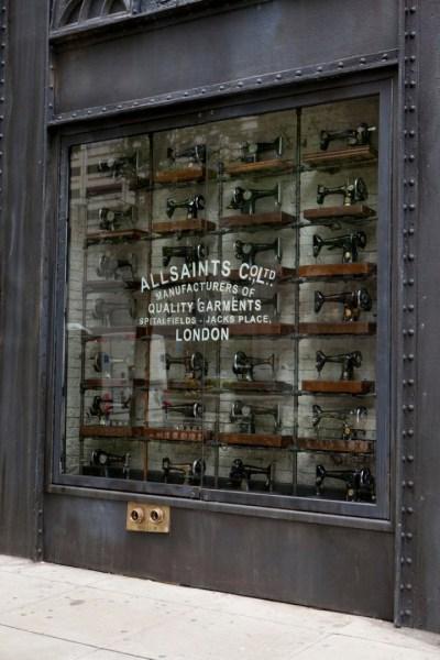 AllSaints Spitalfields, Michigan Avenue, Chicago » Retail Design Blog