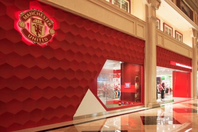 The Manchester United Experience Retail by HEAD Architecture, » Retail Design Blog