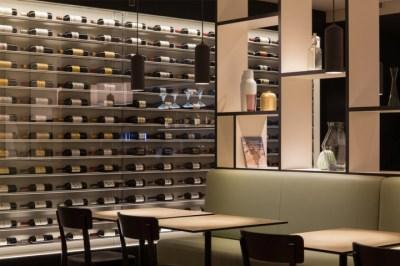 » Brasserie Löwen Restaurant by Barmade Interior Design ...