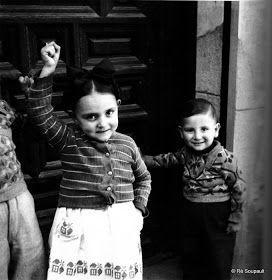 Cliché de Kati Horna (1912-2000), photographe anarchiste de nationalité hongroise.
