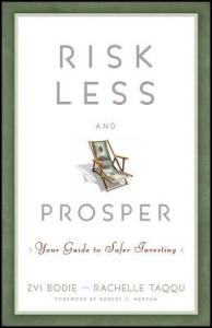 Risk Less and Prosper book cover