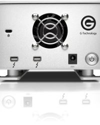 G-tech 8TB G-RAID External Hard 2