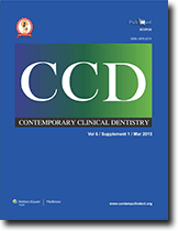 Contemporary Clinical Dentistry