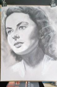 Ingrid-Bergman-retrato-al-pastel-y-carboncillo-autor-Jose-Manuel-Gallego-Garcia-todos-los-derechos-reservados-visita-retratarte.org_