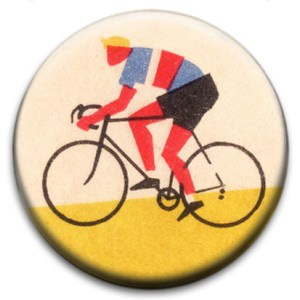 Cycling Badges