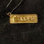 Apple II Badge Pendant