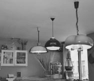 Vintage hanglampen bij BUUF