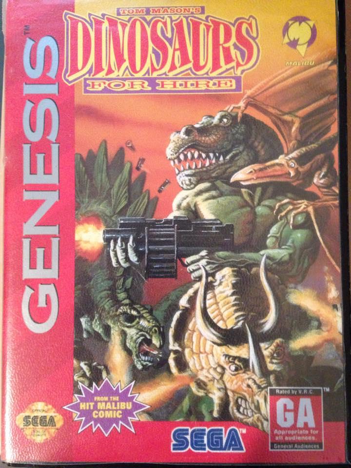 dinosforhire cover
