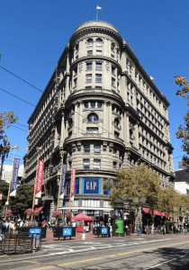 San Francisco's Flood Building, which was built in 1904, has taken steps to continuously improve energy performance as the general uses and tenants have evolved with the city around it.