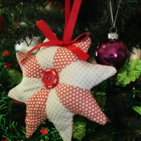 Christmas craft project for your Christmas tree