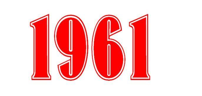 TOP 100 sláger 1961-ből