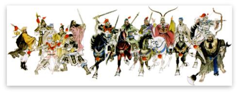 Patriarchales Merkmal: Krieger