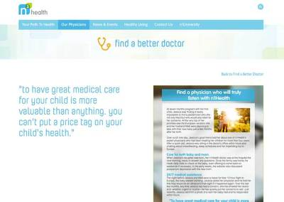 n1 Health: Finding a Pediatrician Who Listens