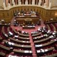 Sénat - L'hémicycle