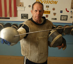 Legendary fencing instructor killed by snow plow