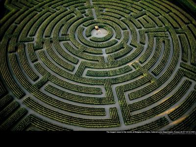 The story behind the rediscovery of the labyrinth | Review