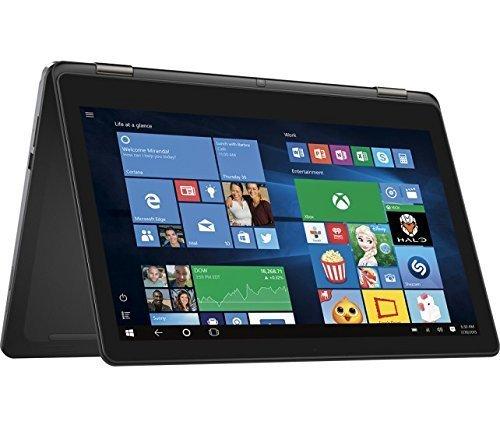 Dell Inspiron 15 7000 i7568 15.6 inch 2-in-1 Convertible Tablet Laptop, Full HD (1920x1080) Touchscreen LED Display, Intel Core i5-6200U Processor, 8GB RAM, 500GB, Backlit Keyboard, Windows 10 Professional