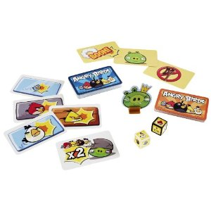 Angry Birds Card Game Contents