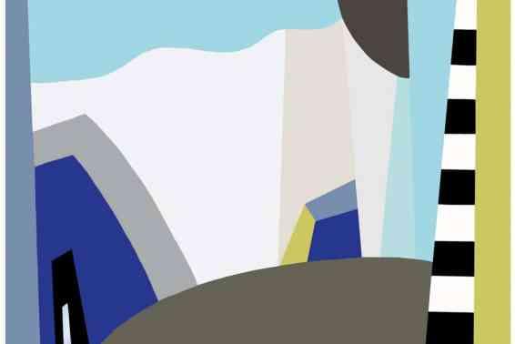 Dialogo 31 Acrílico sobre canvas - 70 x 100 cm