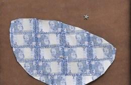 Cuquinha cortado azul nacional