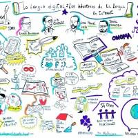 Una conferencia ilustrada