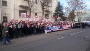 protest ambasada norvegiei barnevernet bodnariu