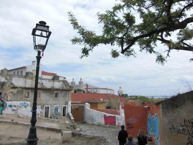 Vista do Palácio Belmonte