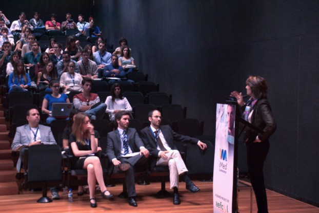 Where do we stand on the investigation for a cure for HIV Infection? foi a pergunta-mote da última sessão científica do iMed
