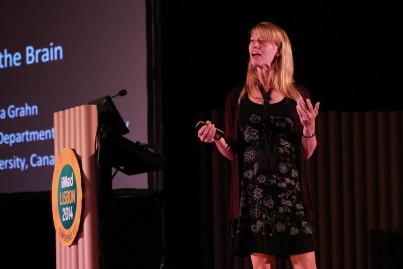 «Música, Maestro», parece dizer Jessica Grahn (fotografia: Pedro Monteiro Palma/Luis Rodrigues)