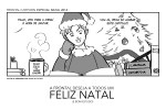 cartoon FRONTAL #natal2014