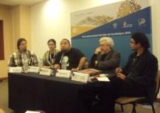 Presentación de los ganadores del Primer Premio Nacional de Novela Gráfica