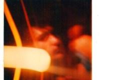¿Quién es este personaje? ¿Claudio? ¿Quién tomó la polaroid? ¿Quién firma al anverso de esta polaroid?