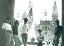 Oscar Ortiz, Alfredo Sanchez, Julio Haro y Pedro Fernandez