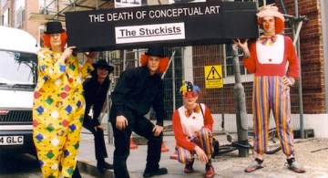 Stuckists_Death_of_Conceptual_Art_demo