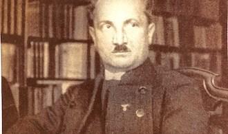 Martin Heidegger, Friburgo, 1934