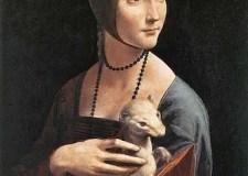 La dama del armiño, Leonardo Da Vinci