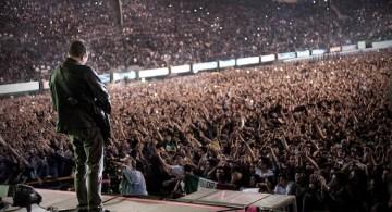 Pearl Jam en el Foro Sol