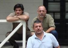 Paulo Ballan y su equipo