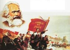 Marx comuna