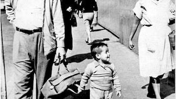 Rogelio Villarreal padre con Rogelio Villarreal hijo