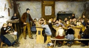 escuela-rural-siglo XIX