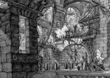 Cárceles imaginarias © Giovanni Battista Piranesi